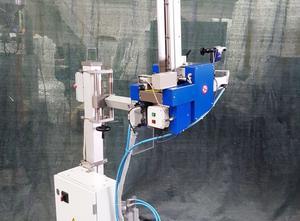 ETIPACK  MOD. SFOGLIATORE SPECIALE - Leaflet feeder used