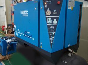 Compresor ABAC ARIA COMPRESSA S.p.a. Italy Air compressor B6000/500/HP7.5