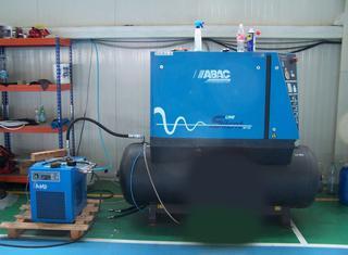 ABAC ARIA COMPRESSA S.p.a. Italy Air compressor B6000/500/HP7.5 P210707036