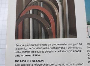 Arco MC 2000 Профилегибочный станок