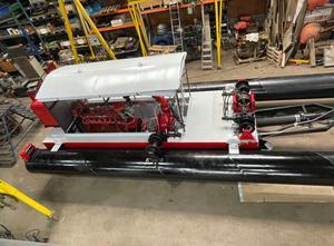 Oiltech Dredging Equipment 8 inch Pumpe
