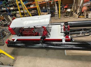 Oiltech Dredging Equipment 8 inch P210708004