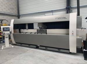 Centro de mecanizado de barras de aluminio MECAL FALCON MC307 TM MMI