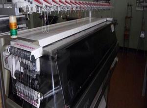 Maszyna dziewiarskia płaska Shima Seiki CMS 122 RT