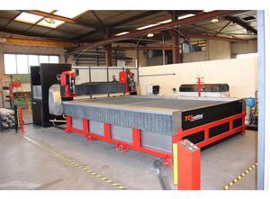 Machine de découpe jet d'eau TCI Cutting BP-S 2040