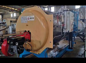 CUBELLS BALLESTER MINOR 2000-8 Monobloc steam boiler