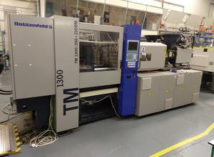 Pressa ad iniezione Battenfeld TM 1300 / 350 + 210