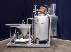 Wirówka /separator Lascon Powder dissolver
