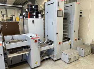 Linia zszywająca Horizon VAC-100a VAC-100m ST-40 SPF-200A FC-200A