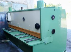 Jelšingrad 3100x10 mm CNC shears