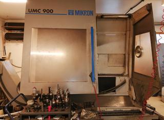 Mikron UMC 900 P210709068