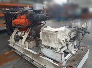 Uraca KD725 Hochdruckpumpe Baujahr 2006