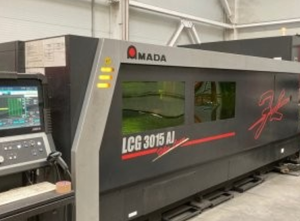 Amada LCG3015AJ Laserschneidmaschine