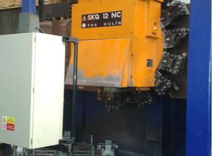 Tour vertical à cnc TOS SKQ 12 CNC