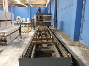Elumatec SBZ 140 4 axis profile machining centre