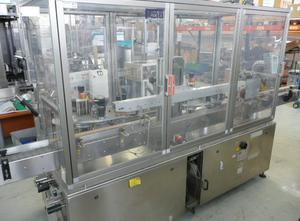 Neri DL 400 Haftetikettiermaschine zur Etikettierung von Flaschen, etc. mit 2 Etikettenspendern