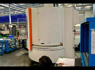 Mikron HSM 600 U + WPCIII P210713058