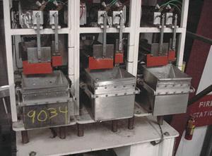 Tvarování termoplastů - Tvarující, plnící a  uzavírací linka Universal 3 pod