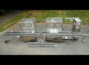 Stroj na plnění tub Omas Tecnosistemi G 250