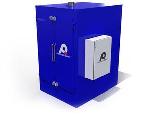 Precision Quincy 54E-850 54/Vertical Air Flow Cabinet Oven