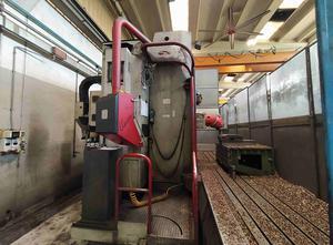 Cnc dikey freze makinesi Mecof cs50 unica