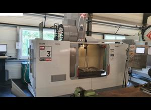 Centre d'usinage vertical Haas VM 3 HE Mold