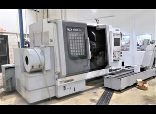 Mori Seiki NLX-4000BY/ 750 P210714108