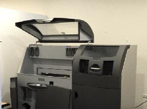 Ofsetový čtyřbarevný stroj 3D Systems 660 Projet