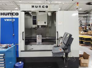 Centro di lavoro verticale Hurco vmx50