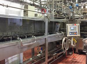 Stroj na plnění tub All-Fill 5500