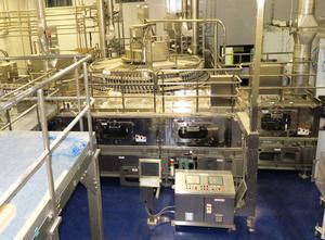 Stroj na plnění tub Mitsubishi 120-VALVE