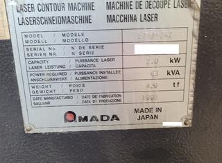 Amada L01212A2 P210714287