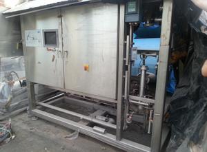 Stroje pro výrobu vína, piva nebo alkoholu Unipektin Ag Switzerland, Apple Juice Concentrate Production Line, 15 mt/h Raw Material