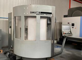 Deckel Maho Dmg DMU 60 T P210714342