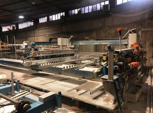Máquina para vidrio Benteler Complete Glass Processing Line