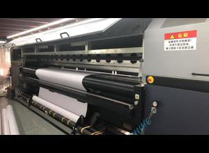 2nd hand for sales: Durst Rho 500R wide format UV roll to roll printer