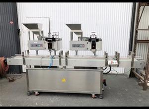 Maszyna do napełniania kapsułek CVC 1000