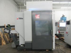 Haas UMC-750SS Многошпиндельный токарный станок