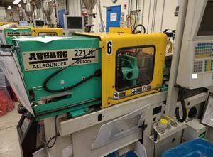 Inyectora de plástico eléctrica Arburg 221ks350-100