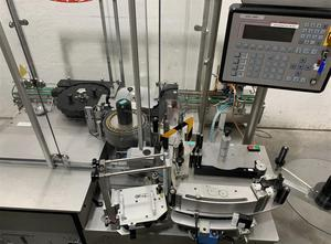Bausch + Ströbel ESF 1020 Etikettiermaschine