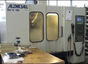 Alzmetall BAZ 15 CNC 60.40 Bearbeitungszentrum Vertikal