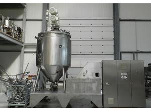 Stroj na plnění tub Disho Koruma VP 180/3300