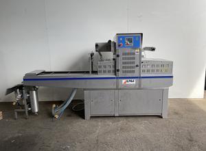 Linea di formatura riempimento e opercolatrice Ilpra Speedy H240