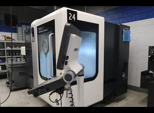DMG MORI MODEL DMU 50 FIVE-AXIS CNC VERTICAL MACHINING CENTER