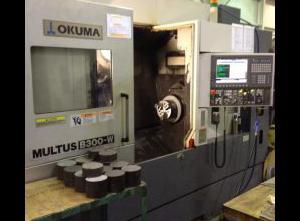 Tornio multimandrino Okuma MULTUS B300-W