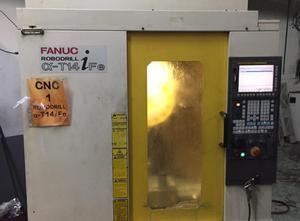 Centro de mecanizado vertical Fanuc Robodrill ALPHA T14IF
