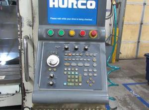 Centro di lavoro verticale Hurco VM10