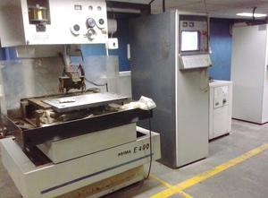 Machine d'électro-érosion par fil ONA E400