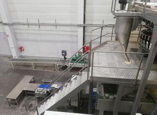 Lindor / Ishida powder filling line P210715002
