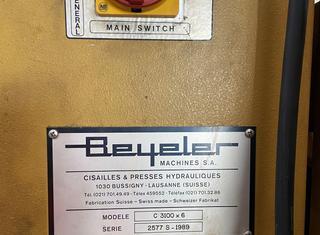 Beyeler 3100 x 6 mm P210715005